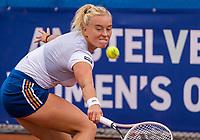 Amstelveen, Netherlands, 6 Juli, 2021, National Tennis Center, NTC, Amstelveen Womans Open,  Lexie Stevens (NED)<br /> Photo: Henk Koster/tennisimages.com