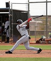 Bryan Ramos - 2021 AIL White Sox (Bill Mitchell)