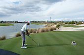 Tiger Woods during the second round of the Hero World Challenge being played at The Albany Resort, Bahamas.<br />  Picture Stuart Adams, www.golftourimages.com: \30/11/2018\