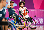Deion Green, Lima 2019 - Wheelchair Basketball // Basketball en fauteuil roulant.<br />