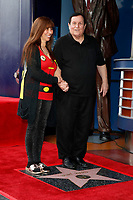 LOS ANGELES - JAN 9:  Tracy Posner Ward, Burt Ward at the Burt Ward Star Ceremony on the Hollywood Walk of Fame on JANUARY 9, 2020 in Los Angeles, CA