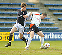 19/03/2005         Copyright Pic : James Stewart.File Name : jspa05_raith_v_falkirk.ANTHONY BARTHOLOME AND DAYRLL DUFFFY CHALLENGE.Payments to :.James Stewart Photo Agency 19 Carronlea Drive, Falkirk. FK2 8DN      Vat Reg No. 607 6932 25.Office     : +44 (0)1324 570906     .Mobile   : +44 (0)7721 416997.Fax         : +44 (0)1324 570906.E-mail  :  jim@jspa.co.uk.If you require further information then contact Jim Stewart on any of the numbers above.........A