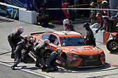 Monster Energy NASCAR Cup Series<br /> Toyota Owners 400<br /> Richmond International Raceway, Richmond, VA USA<br /> Sunday 30 April 2017<br /> Daniel Suarez, Joe Gibbs Racing, ARRIS Toyota Camry<br /> World Copyright: Nigel Kinrade<br /> LAT Images<br /> ref: Digital Image 17RIC1nk12324
