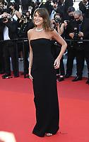 CANNES, FRANCE. July 10, 2021: Carla Bruni at the premiere of Peaceful (De Son Vivant) at the 74th Festival de Cannes.<br /> Picture: Paul Smith / Featureflash