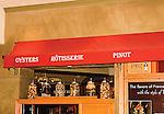 exterior, Pinot Brasserie Restaurant, Las Vegas, Nevada