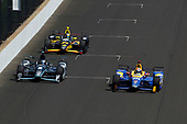 Verizon IndyCar Series<br /> Indianapolis 500 Carb Day<br /> Indianapolis Motor Speedway, Indianapolis, IN USA<br /> Friday 26 May 2017<br /> Alexander Rossi, Andretti Herta Autosport with Curb-Agajanian Honda<br /> World Copyright: Phillip Abbott<br /> LAT Images<br /> ref: Digital Image abbott_indy_0517_27688