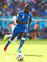Mario Balotelli of Italy