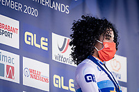 cx world champion Ceylin del Carmen Alvarado (NED/Alpecin-Fenix) now also is the reigning European cyclocross Champion<br />