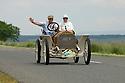 04/06/05 - CIRCUIT HISTORIQUE - PUY DE DOME - FRANCE - Commemoration officielle du Centenaire de la Course GORDON BENNETT. MERCEDEX SIMPLEX de 1904 - Photo Jerome CHABANNE