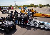 Antron Brown, Matco Tools, top fuel, crew, Shawn Langdon, DHL