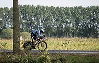 Cian Uijtdebroeks (BEL)<br /> <br /> Junior Men Individual Time Trial from Knokke-Heist to Bruges (22.3 km)<br /> <br /> UCI Road World Championships - Flanders Belgium 2021<br /> <br /> ©kramon