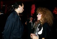 Michel Rivard et Marie-Michele Desrosiers<br /> (date inconnue)<br /> <br /> PHOTO D'ARCHIVE : Agence Quebec Presse