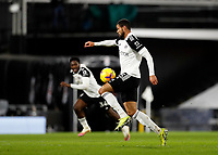 3rd February 2021; Craven Cottage, London, England; English Premier League Football, Fulham versus Leicester City; Ruben Loftus-Cheek of Fulham