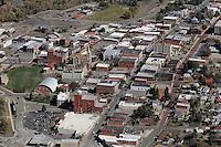 aerial of Trinidad, CO