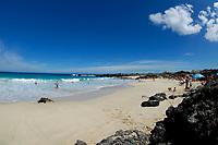 Kua Bay, Kona Coast, Big Island, Hawaii, USA, Pacific Ocean