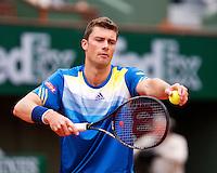27-05-13, Tennis, France, Paris, Roland Garros, Daniel Brands