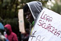 09.11.2019 - Aboliamo Le Leggi Sicurezza - Let's Abolish The Security Laws, National Demo in Rome
