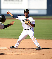 Cole Figueroa - Peoria Saguaros - 2010 Arizona Fall League.Photo by:  Bill Mitchell/Four Seam Images..