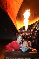 20150816 16 August Hot Air Balloon Cairns
