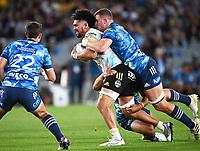3rd April 2021; Eden Park, Auckland, New Zealand;  Hurricanes player Ardie Savea.<br /> Blues v Hurricanes Super Rugby Aotearoa. Eden Park, Auckland. New Zealand.