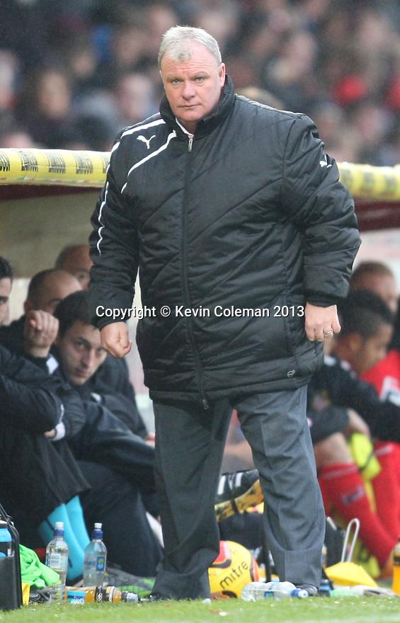 Rotherham manager Steve Evans<br />  - Stevenage v Rotherham United - Sky Bet League 1 - Lamex Stadium, Stevenage - 16th November, 2013<br />  © Kevin Coleman 2013