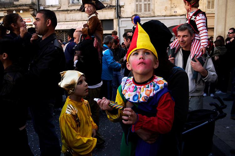 Carnival, Arles, France