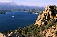 Europe/France/Corse/2A/Corse-du-Sud/Porto-Vecchio: Le golfe et la côte rocheuse