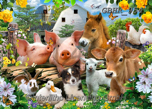 Howard, SELFIES, paintings+++++,GBHR954,#selfies#, EVERYDAY, farm animals ,puzzle,puzzles