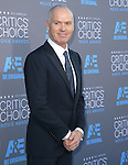 Michael Keaton<br />  attends The 20th ANNUAL CRITICS' CHOICE AWARDS held at The Hollywood Palladium Theater  in Hollywood, California on January 15,2015                                                                               © 2015 Hollywood Press Agency