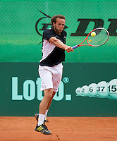 09-06-13, Tennis, Netherlands,The Hague, Playoffs Competition, The winners team the Lobbelaer, Boy Westerhof.<br /> <br /> <br /> <br /> <br /> Henk Koster