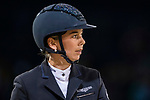 Jane Richard Philips of Switzerland riding Izmir van de Baeyenne competes in the Masters One DBS during the Longines Masters of Hong Kong at AsiaWorld-Expo on 11 February 2018, in Hong Kong, Hong Kong. Photo by Diego Gonzalez / Power Sport Images