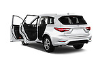 Car images of 2017 Infiniti QX60 Hybrid 5 Door SUV Doors