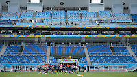 FIFA USMNT Press Conference and Training, Sunday, June 15, 2014