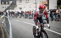 Rafał Majka (POL/UAE-Emirates)<br /> <br /> Stage 5 (ITT): Time Trial from Changé to Laval Espace Mayenne (27.2km)<br /> 108th Tour de France 2021 (2.UWT)<br /> <br /> ©kramon