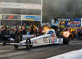 NHRA Mello Yello Drag Racing Series<br /> Dodge NHRA Nationals<br /> Maple Grove Raceway<br /> Reading, PA USA<br /> Friday 22 September 2017 Antron Brown, Matco Tools, top fuel dragster<br /> <br /> World Copyright: Mark Rebilas<br /> Rebilas Photo