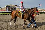 JUL 27,2014:Big Macher,ridden by Tyler Baze,wins the Bing Crosby Stakes at Del Mar in Del Mar,CA. Kazushi Ishida/ESW/CSM