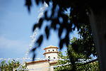 Pix: Shaun Flannery/shaunflanneryphotography.com<br /> <br /> COPYRIGHT PICTURE>>SHAUN FLANNERY>01302-570814>>07778315553>><br /> <br /> Church of Nuestra Senora del Carmen - Puerto Pollensa<br /> Mallorca