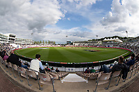 A view across the ground, evening session day 5 during India vs New Zealand, ICC World Test Championship Final Cricket at The Hampshire Bowl on 22nd June 2021