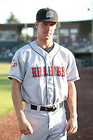 August 11, 2009: Jake Wiley of the Billings Mustangs.The Mustangs are the Pioneer League affiliate for the Cincinnati Reds. Photo by: Chris Proctor/Four Seam Images