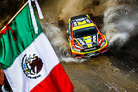 Martin Prokop (CZE) / Jan Tomanek(CZE) - Ford Fiesta WRC <br /> Rally Messico 2016 <br /> Foto Andre Lavadinho / Panoramic / Insidefoto