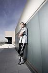 Real Madrid's Iker Casillas portraits, April 24, 2009. (ALTERPHOTOS/Alvaro Hernandez).