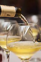 Europe/France/Rhône-Alpes/74/Haute-Savoie/Annecy: Service du vin,  l'Hôtel-Restaurant: Les Trésoms