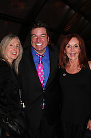 "General Hospital Jacklyn Zeman ""Bobbie Spencer"" poses with her sister Carol and Dale Badway. Jackie  is honorary chair of The 29th Annual Jane Elissa Extravaganza which benefits The Jane Elissa Charitable Fund for Leukemia & Lymphoma Cancer, Broadway Cares and other charities on November 14, 2016 at the New York Marriott Hotel, New York City presented by Bridgehampton National Bank and Walgreens.  (Photo by Sue Coflin/Max Photos)"