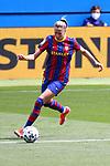 Liga IBERDROLA. Game 26.<br /> FC Barcelona vs RC Deportivo: 9-0.<br /> Ana Crnogorcevic.