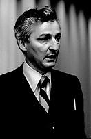 Montreal, CANADA -  File Photo - Paul Desmarais, Power Corporation on April 30, 1975