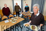 The members of the Cuman Ioseaf Meals On Wheels at the centre on Monday. <br /> Front left: James Hussey.<br /> Back l to r: Brian Shea, Donal Fitzgerald, Jeremiah Fitzgerald and Frankie Ryan.