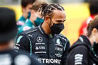 15th July 2021, Silverstone Circuit, Northampton, England;  HAMILTON Lewis (gbr), Mercedes AMG F1 GP W12 E Performance during the Formula 1 Pirelli British Grand Prix 2021, 10th round of the 2021 FIA Formula One World Championship