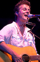 July 1 2002, Montreal, Quebec, Canada<br /> Canadian Rock Group Blue Rodeo, perform a free outdoor concert for the Canada day celebrations,  July 1st 2001, in the Old-Port of Montreal. <br /> <br /> <br /> NOTE l Nikon D-1 jpeg opened with Qimage icc profile, saved in Adobe 1998 RGB. Original file size available in TIFF file.