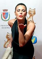 Roma, 22 gennaio 2006: Auditorium della Conciliazione, Edizione 2006 del Gran Premio Internazionale della Televisione.<br /> <br /> Nella foto: l'attrice Bianca Guaccero<br /> <br /> Photo: Serena Cremaschi Insidefoto