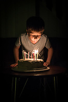 Jonah's 9th Birthday